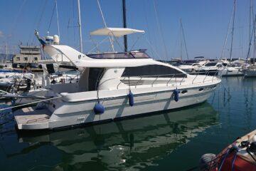 Meilentörns Motorboot Aussen 1