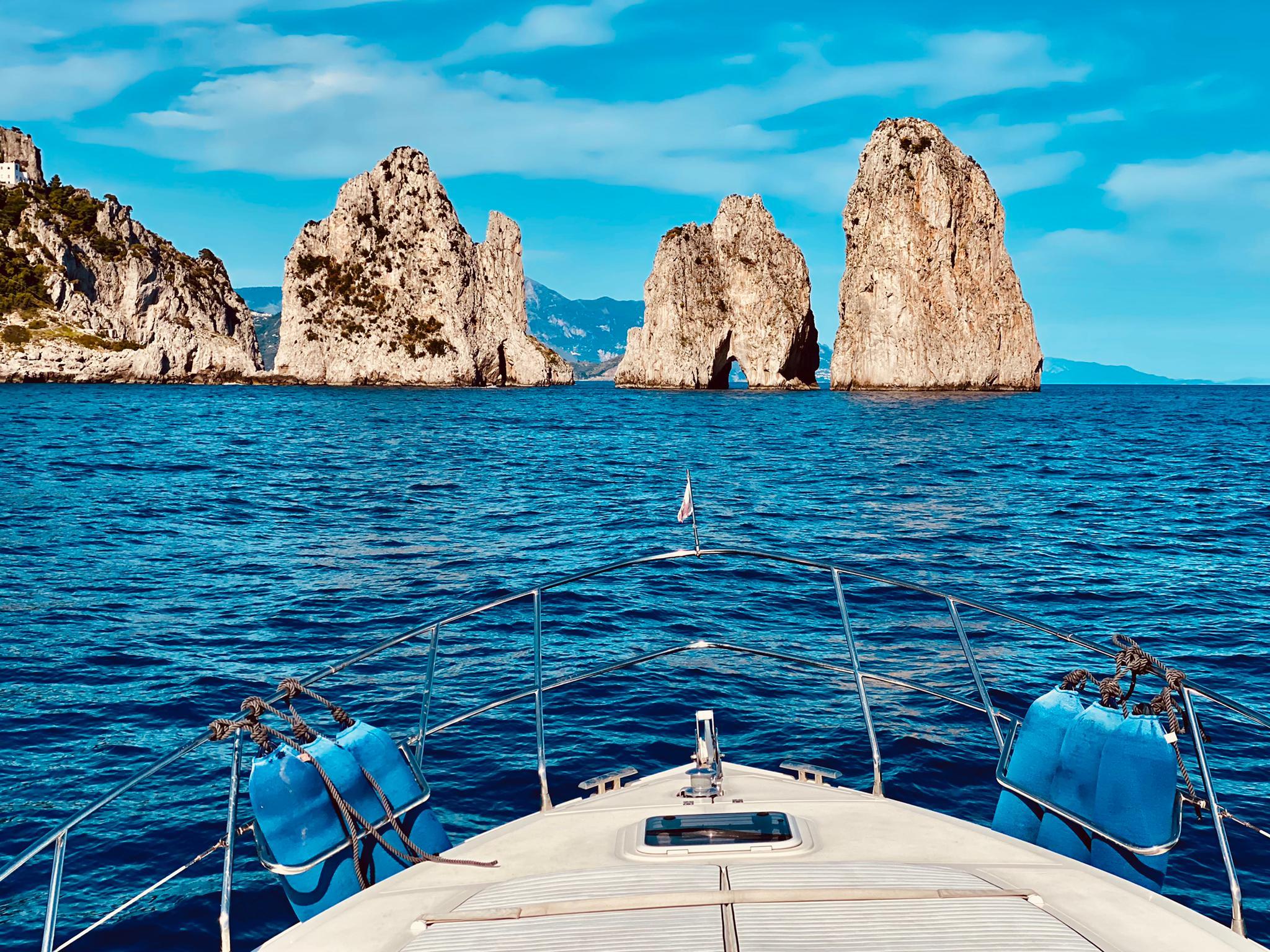 Fariglioni von Capri