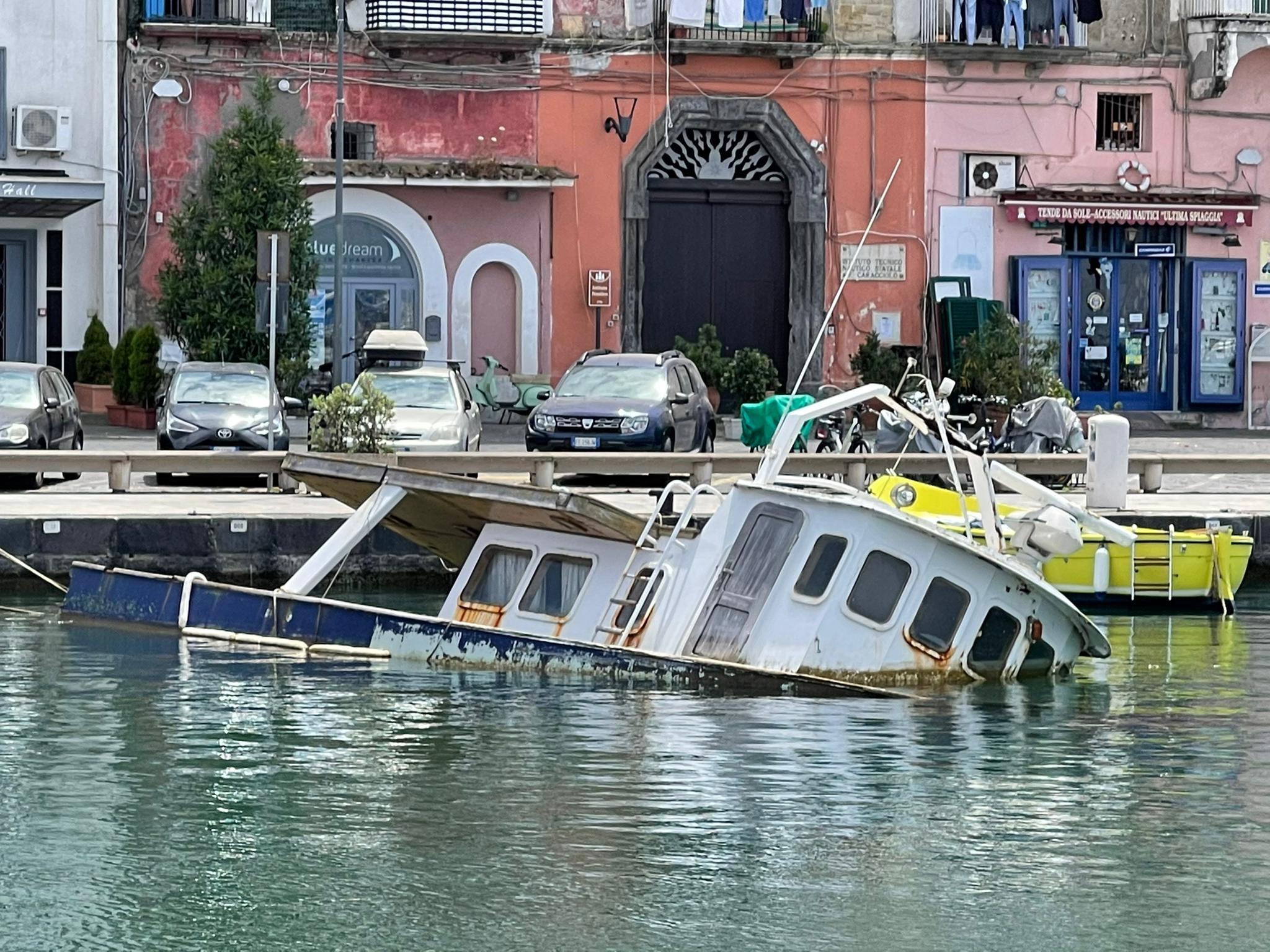 Impressionen Meilentörns Ausflug nach Ischia