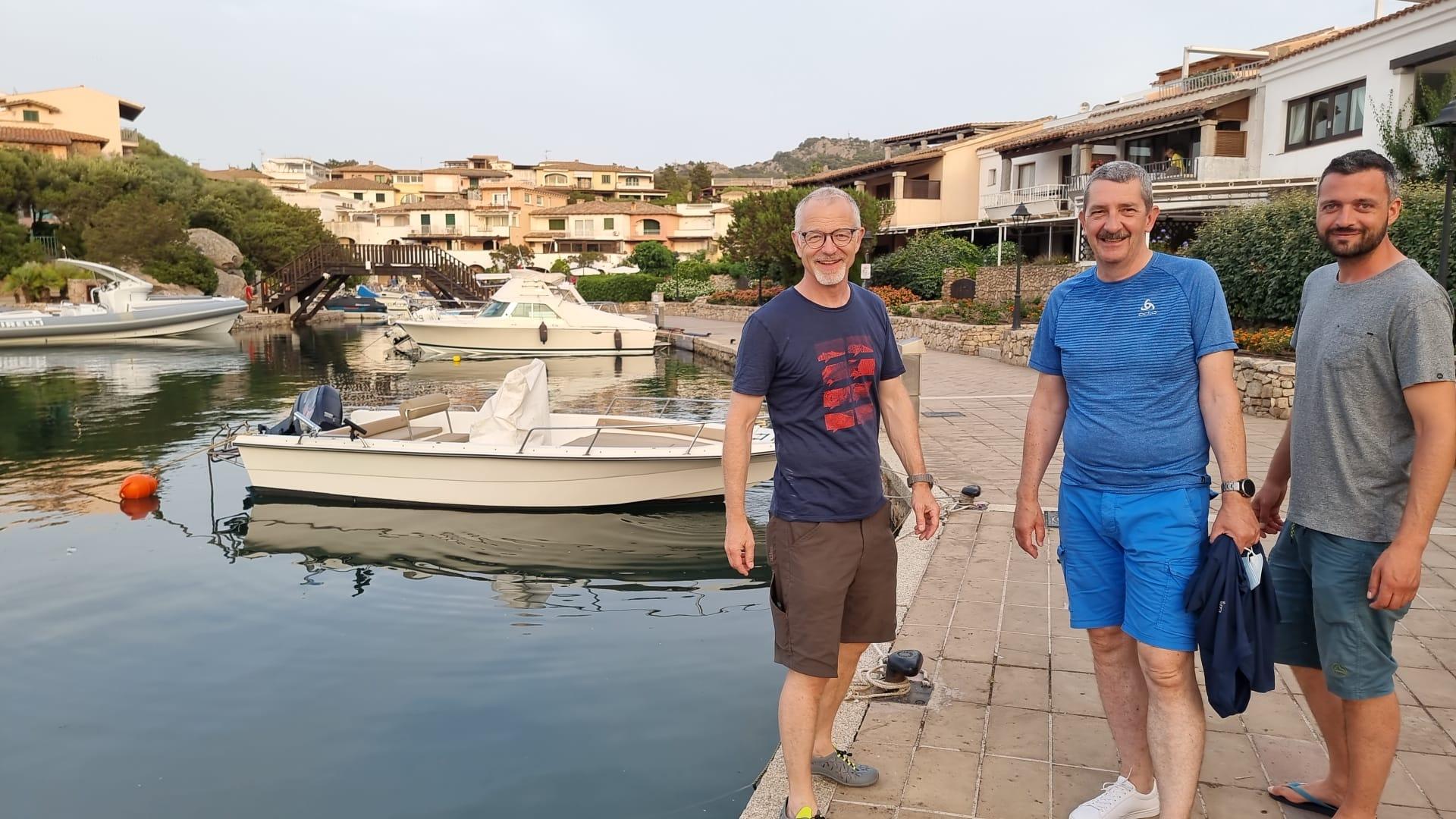 Landausflug auf Meilentörn Segeltörn Sardinien