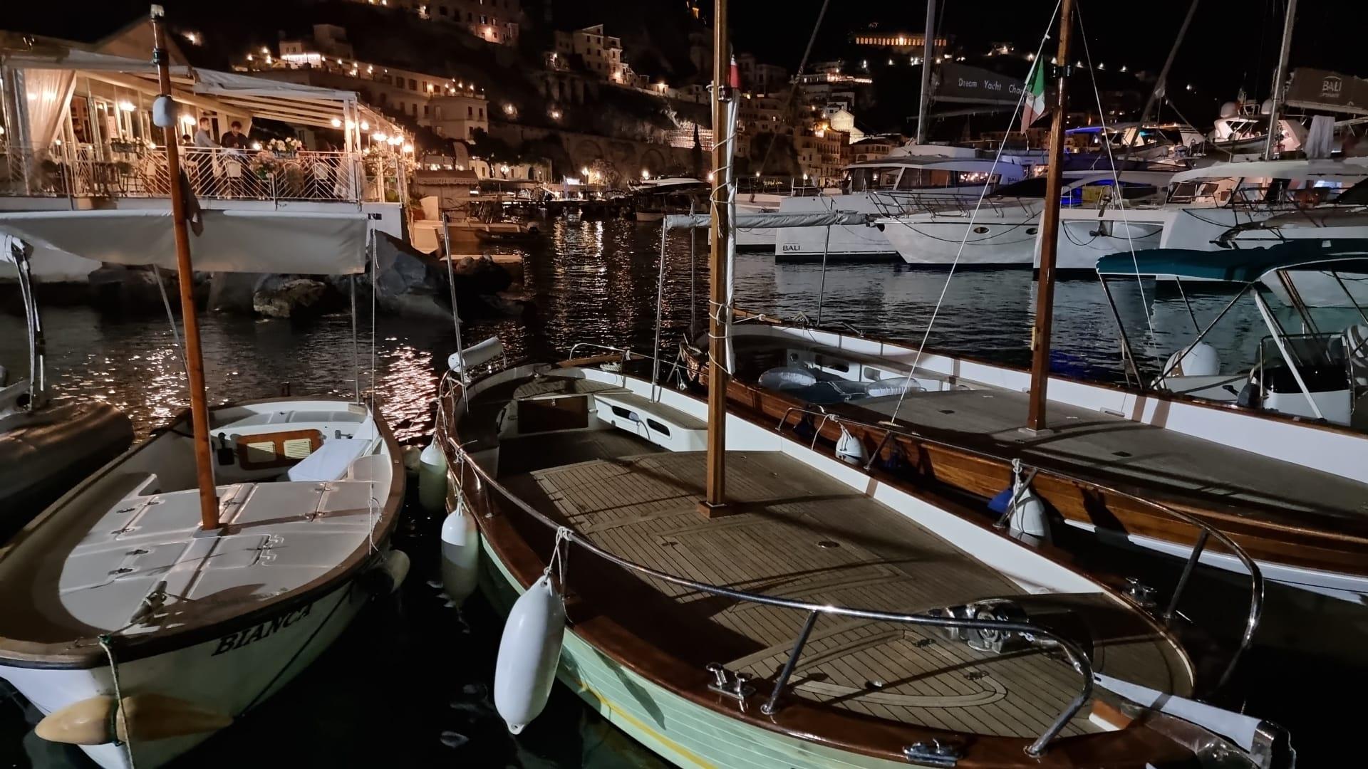 Ausflug mit Charterboot