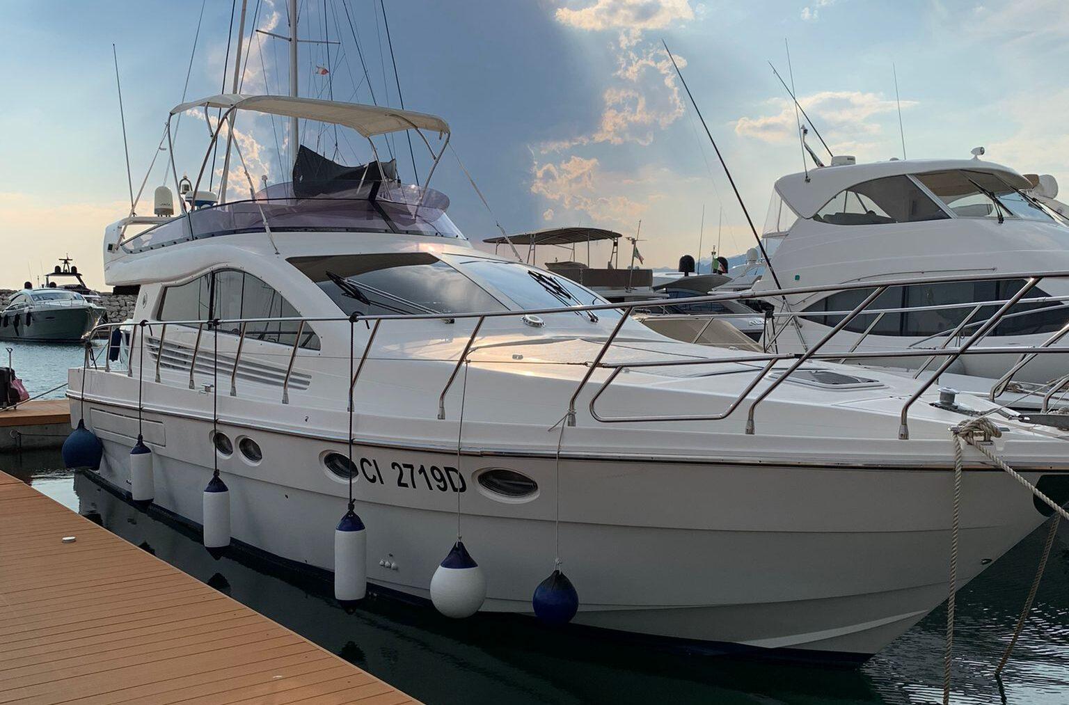 Impresseionen Meilentörns Motorboot September 2021